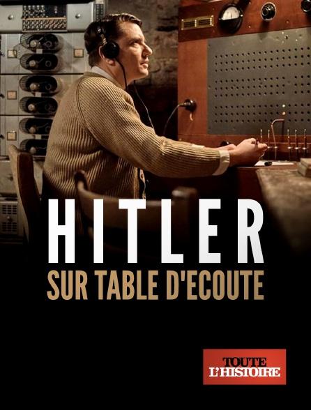 Toute l'histoire - Hitler sur table d'écoute