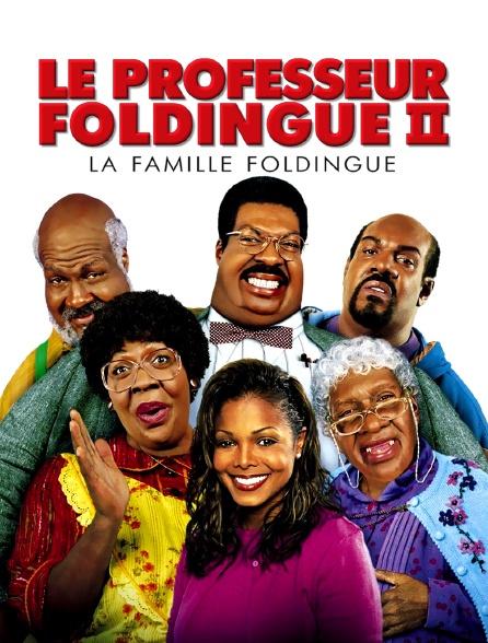Le professeur Foldingue 2 : La famille Foldingue