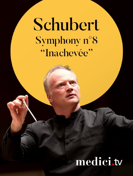 Medici - Schubert, Symphony n°8, 'Inachevée' - Gianandrea Noseda, National Symphony Orchestra - Kennedy Center for the Performing Arts, Washington D.C.