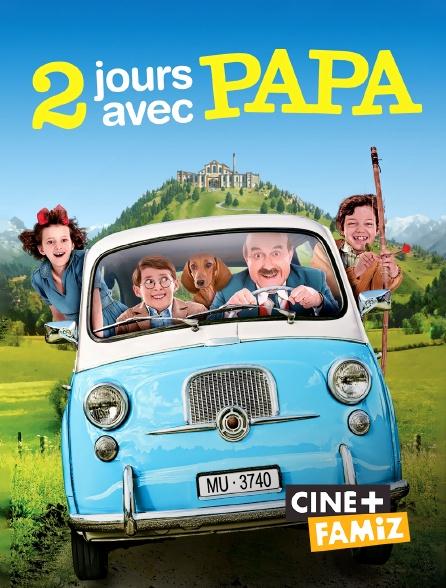 Ciné+ Famiz - 2 jours avec papa
