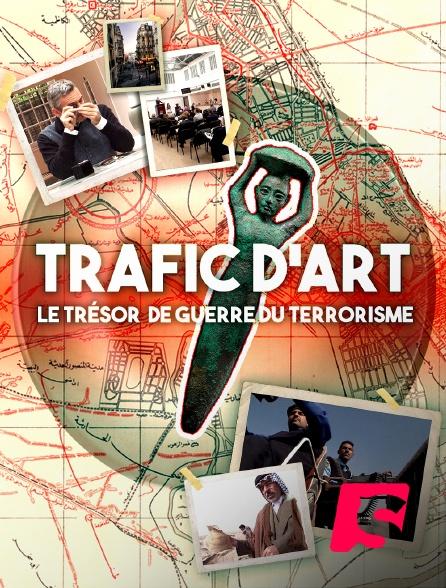 Spicee - Trafic d'art : le trésor de guerre du terrorisme