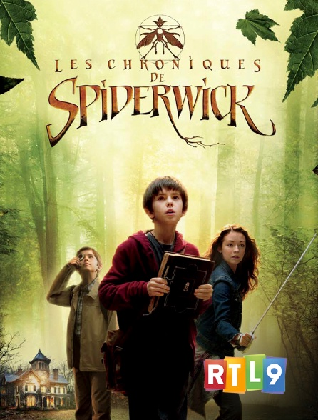 RTL 9 - Les chroniques de Spiderwick