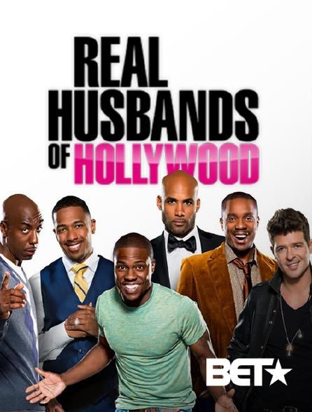 BET - Real Husbands Of Hollywood - Saison 1