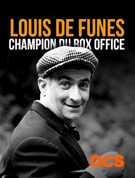 OCS - Louis de Funès champion du box office