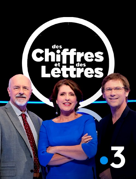 France 3 - Des chiffres et des lettres