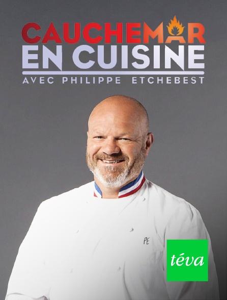 Téva - Cauchemar en cuisine avec Philippe Etchebest