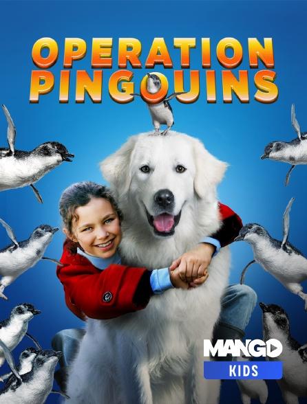 MANGO Kids - Opération pingouins