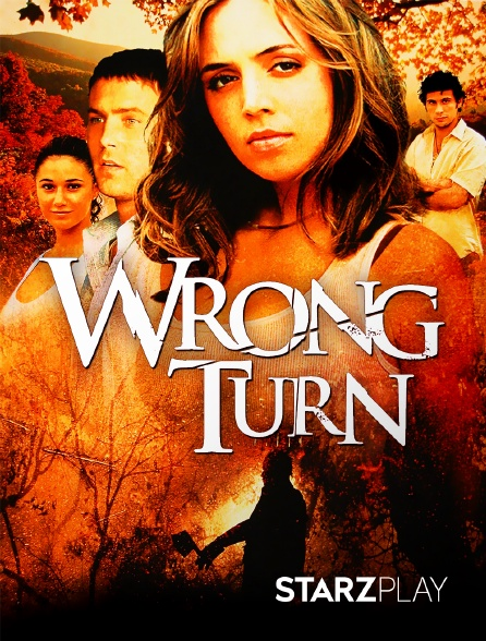 StarzPlay - Wrong Turn