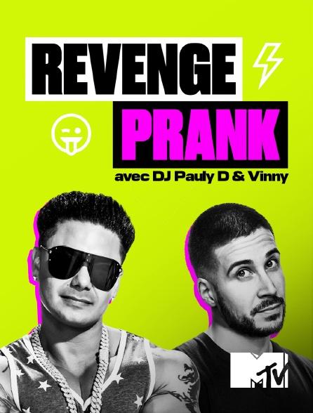 MTV - Revenge Prank avec DJ Pauly D & Vinny