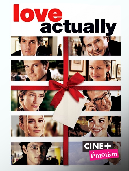 Ciné+ Emotion - Love Actually