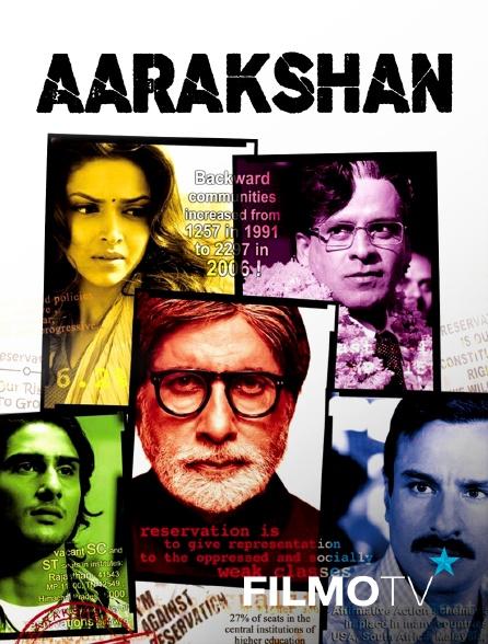 FilmoTV - Aarakshan