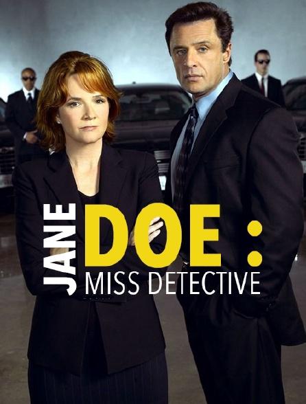 Jane Doe : Miss Détective