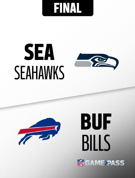 NFL 03 - Seahawks - Bills en replay