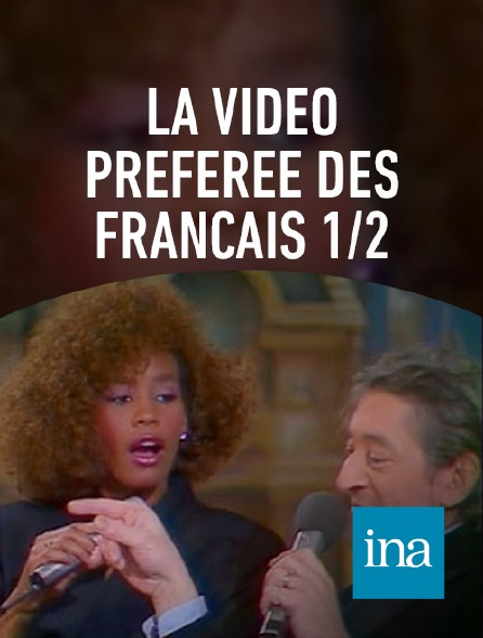 INA - Rencontre mémorable entre Whitney Houston et Serge Gainsbourg