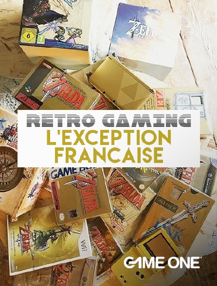 Game One - Retro gaming : l'exception francaise