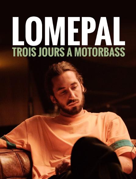 Lomepal, trois jours à Motorbass