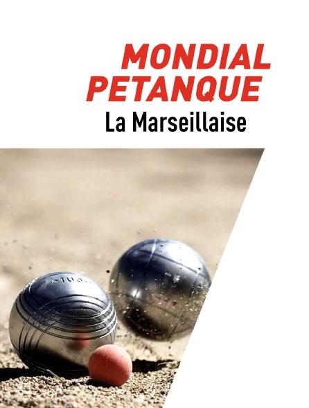 Mondial La Marseillaise à pétanque