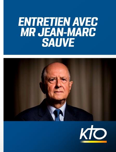 KTO - Entretien exceptionnel avec Jean-Marc Sauvé, président de la CIASE