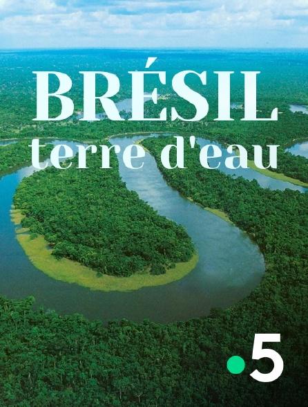 France 5 - Brésil, terre d'eau