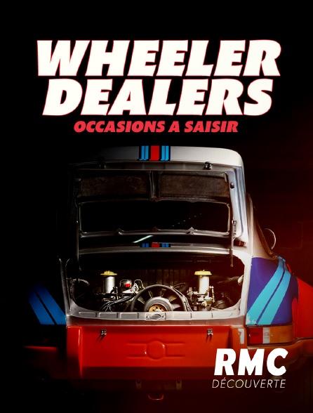 RMC Découverte - Wheeler Dealers : occasions à saisir