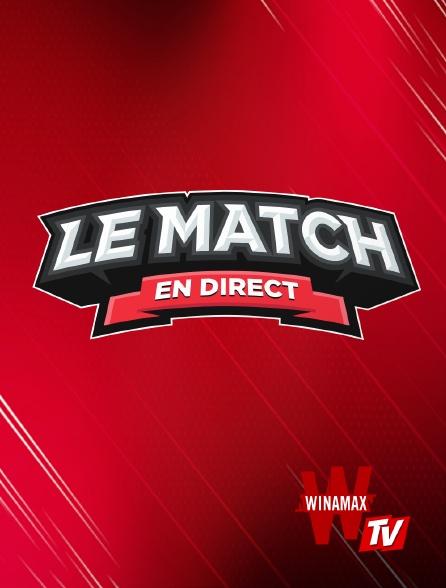 Winamax TV - Le Match en direct en replay