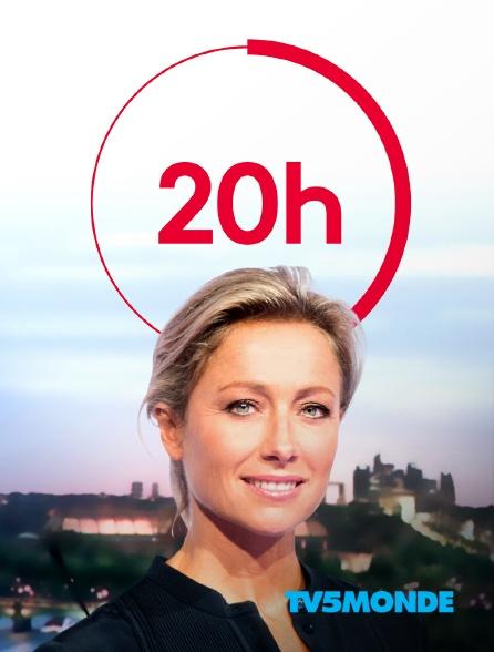 TV5MONDE - Le Journal de 20H00