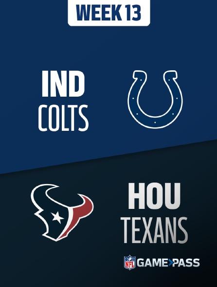 NFL 04 - Colts - Texans