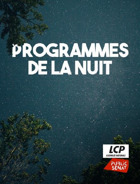 LCP Public Sénat - Programme non communiqué