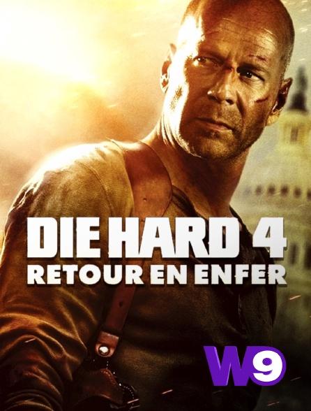 W9 - Die Hard 4 : retour en enfer