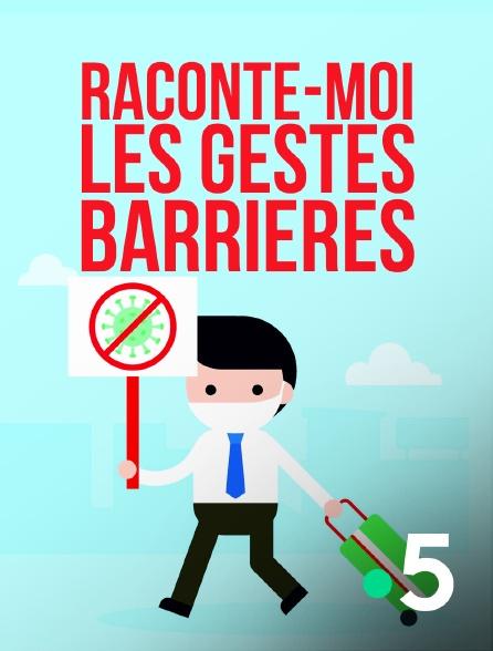 France 5 - Raconte-moi les gestes barrières