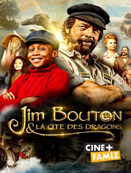 Ciné+ Famiz - Jim Bouton : la cité des dragons
