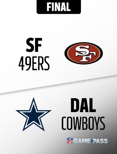 NFL 15 - 49ers - Cowboys en replay