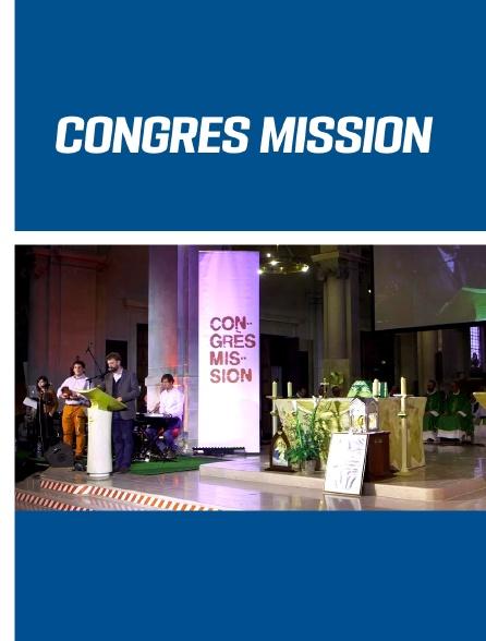 Congrés mission