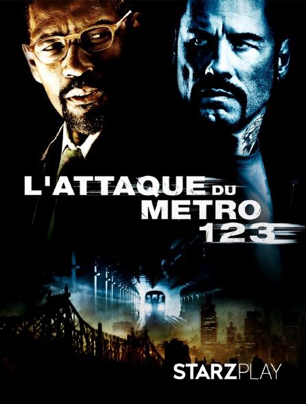 StarzPlay - L'attaque du métro 123