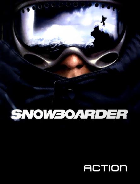 Action - Snowboarder