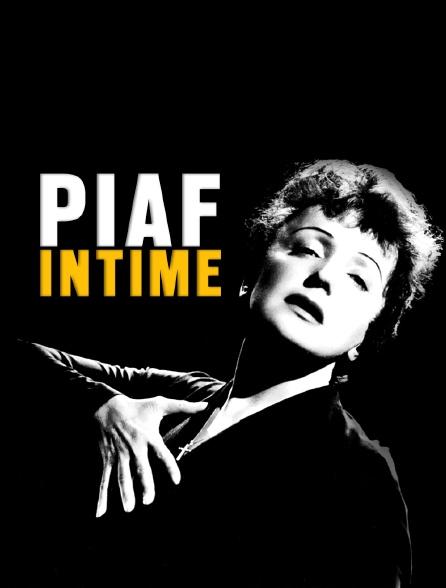 Piaf intime