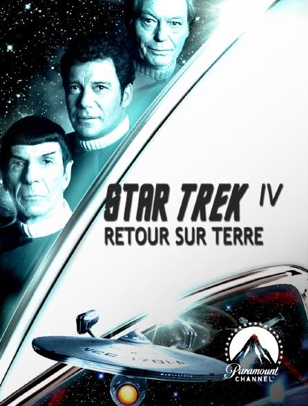 Paramount Channel - Star Trek IV : retour sur Terre