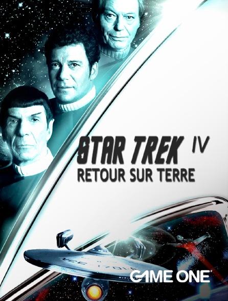 Game One - Star Trek IV : retour sur Terre