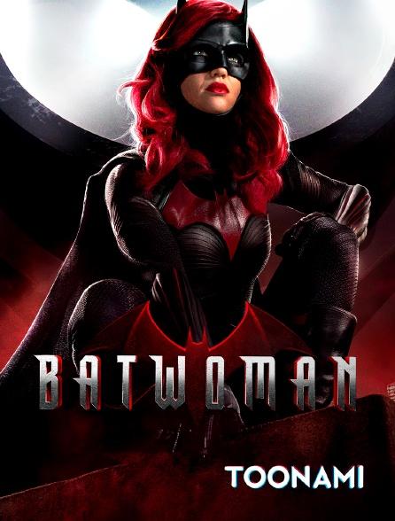 Toonami - Batwoman