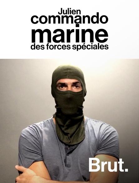 Brut - Interview Brut : Julien, commando marine des forces spéciales