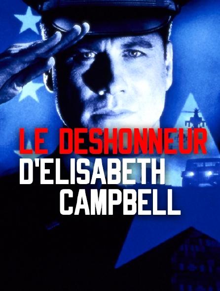 Le déshonneur d'Elisabeth Campbell