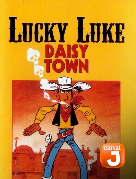 Canal J - Lucky Luke : Daisy Town
