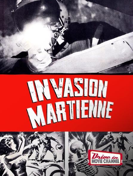 Drive-in Movie Channel - Invasion martienne