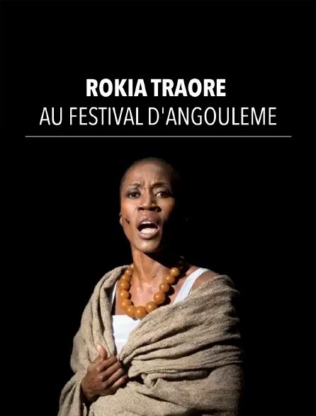 Rokia Traoré au Festival d'Angoulême