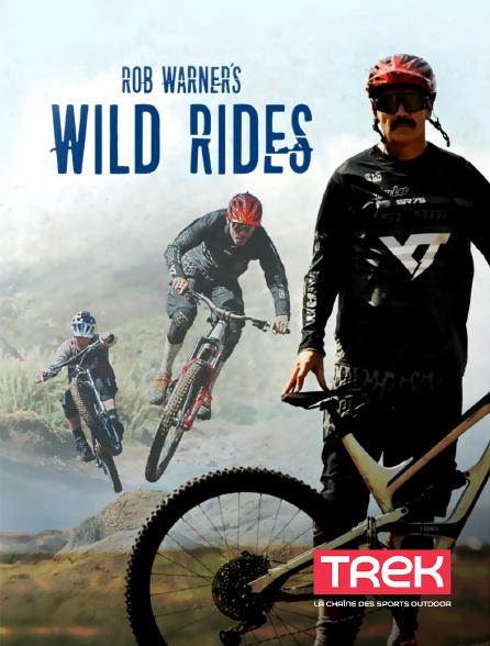 Trek - Red Bull: Rob Warner's Wild Rides
