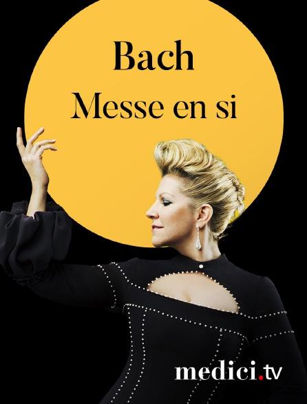 Medici - Bach, Messe en si - John Nelson, Joyce Didonato, Paul Agnew, Dietrich Henschel, Orchestre de Chambre de Paris - Notre-Dame de Paris