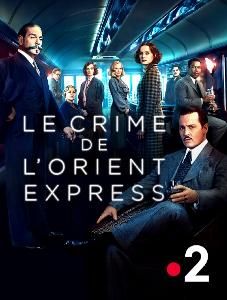 France 2 - Le crime de l'Orient-Express