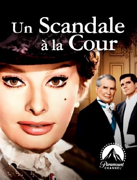 Paramount Channel - Scandale à la cour