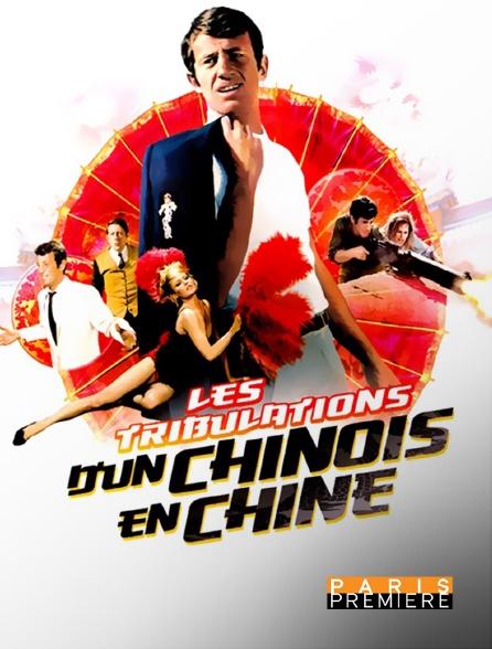 Paris Première - Les tribulations d'un chinois en Chine