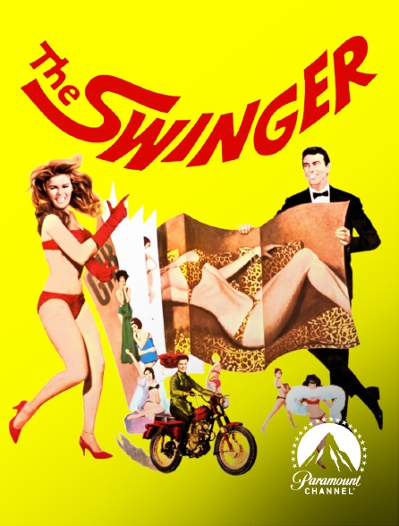 Paramount Channel - The Swinger